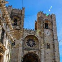 Кафедральный собор Се в Лиссабоне :: Константин Шабалин