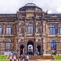 Dresden. Zwinger. :: Alex