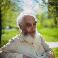 Благородная старость :: евгения