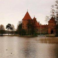 На озере... :: Эдвард Фогель