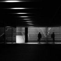 Вход и выход :: Сергей Русаков