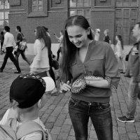 "Почти ""Ева"" Яблоко зачтено в диету. :: Анастасия Алёшина"