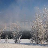 Бывало холодно порою... :: Александр Попов