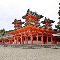 Киото Храм Хэйан-дзингу :: Swetlana V