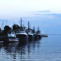 Несебър рыболовецкий порт :: Swetlana V