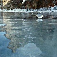 Прозрачные воды Байкала :: Нина