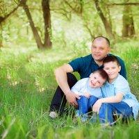 Два счастья -два сына :: Екатерина Тырышкина