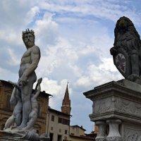 Под флорентийским небом :: Ольга
