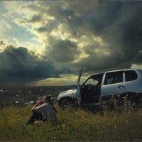 Ветерок и Солнце.. :: Алексей Макшаков