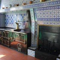 Кухня в усадьбе  Клода Моне :: Михаил Сбойчаков