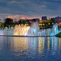 Расцвет воды :: Виталий Авакян