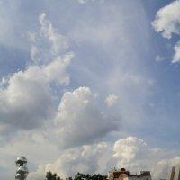 Облака танцуют! :: Ольга Кривых