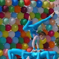 Маленькие гимнастки :: Наталия Григорьева