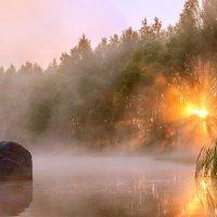 Мгновение утренних лучей :: Руслан Авдевич