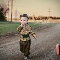 Маленький солдатик :: Екатерина Кудинова