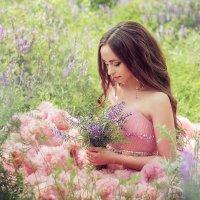 Цветочная фея :: Наталья Кирсанова