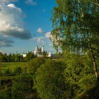 Майский вечер в Истре. Новый Иерусалим. :: Alexander Petrukhin