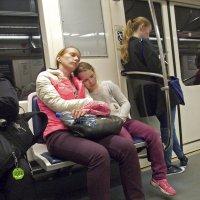 Ночной поезд :: Александр Петров