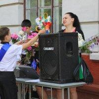 Цветы учителям. :: Валентина ツ ღ✿ღ