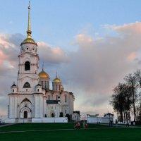 Золотые купола России. :: Геннадий
