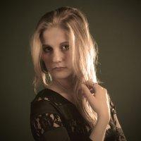 Портрет (сепия)_1 :: Елена Годенко
