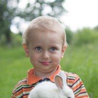 Зайчик и кролик) :: Дина Горбачева