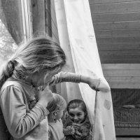 Нас сегодня в доме нет... :: Ирина Данилова