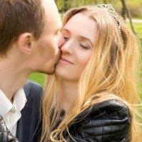 весеннее счастье на двоих :: Катерина Кучер
