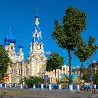 Свято-Николаевская Братская церковь :: Валерий Чернов