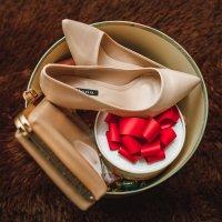 Туфли и клач невесты :: Elza Studio