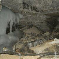 Кунгурская леденная пещера :: Равиль Хакимов