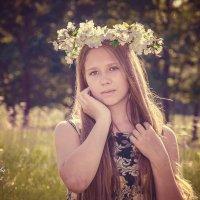 В каждой девушке должна быть загадка ! А также подсказка и отгадка. :: Наталья Александрова