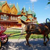 Прогулки в Коломенском :: НАТАЛИ natali-t8