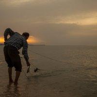 Fisher man :: Araz Adiloglu Talibov