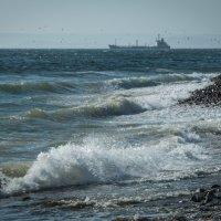 Море волнуется раз... :: Евгения Голева