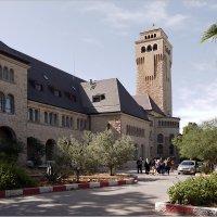 Больница Августа Виктория в Иерусалиме :: Lmark