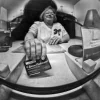 Памятный билет в метро :: Roman Mordashev