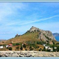 Генуэзская крепость (Судак) :: Tata Wolf