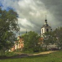 Свято Троицкий Белопесоцкий монастырь в Ступино (МО) :: Игорь Егоров