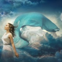 "Фотопроект ""Стихии"" Ветер... :: Анастасия Улайси"