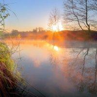 Первомайский рассвет...2 :: Андрей Войцехов