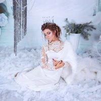 В царстве снежной королевы! :: Лина Трофимова