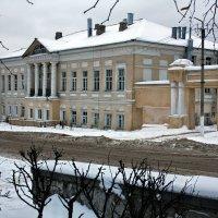 Старый купеческий дом :: Николай Варламов