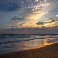 Закат на море - 2 :: Николай