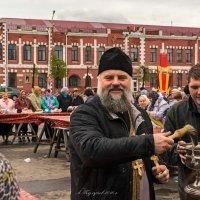 Освящение куличей :: Александр Тулупов