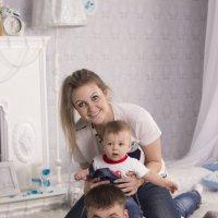 Семья :: Ксения Стадникова