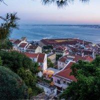 Закат над Лиссабоном-4 :: Константин Шабалин