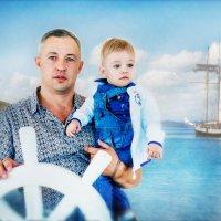 Вперед к морским приключениям!!!! :: Елена Романец