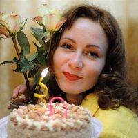 Загадай желание и задуй свечку!!! :: Маргарита Кириллова