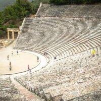 Амфитеатр, Пелопонес, Греция :: Александр Антонович